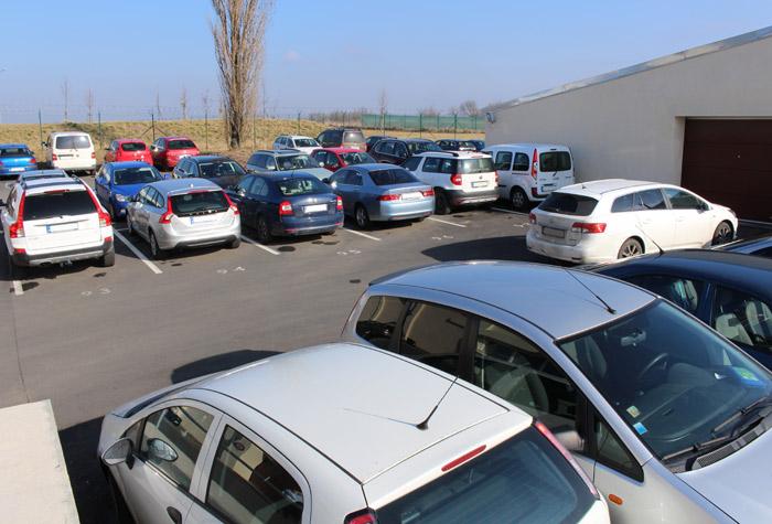 Smile Parking Parkplatz Valet