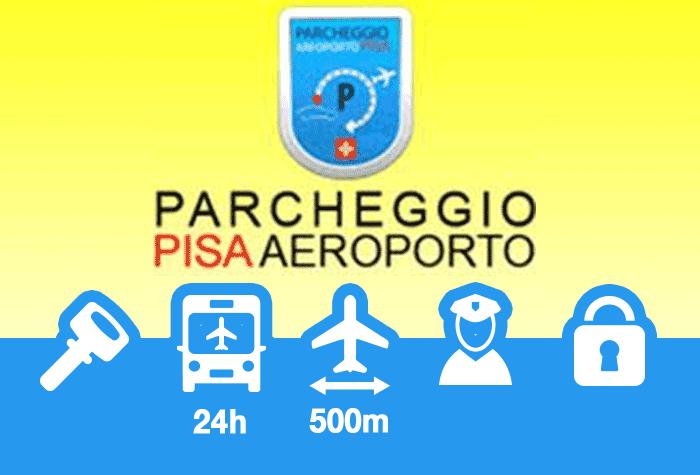 Parcheggio Faro Verde Parkplatz Pisa