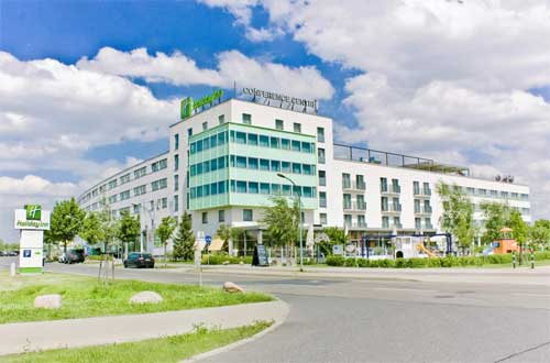 Holiday Inn Berlin Airport Tiefgarage