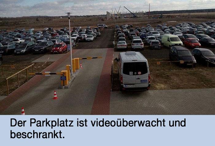 McParking Parkplatz Schönefeld Plus