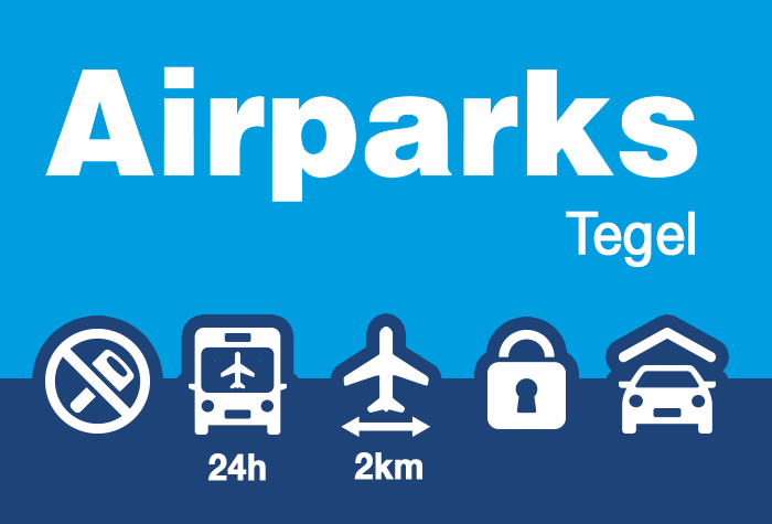Airparks Parkhaus Berlin Tegel