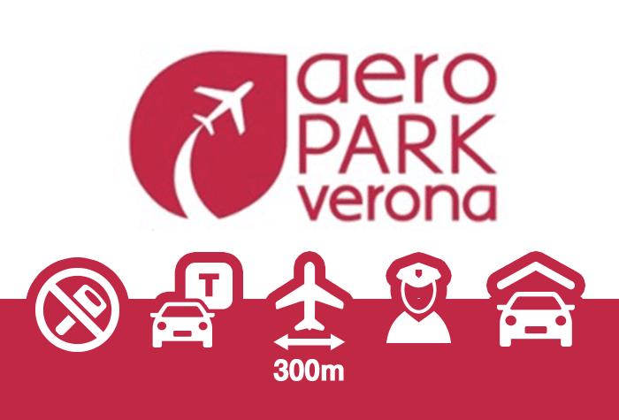 Aeropark Überdachter Parkplatz Verona