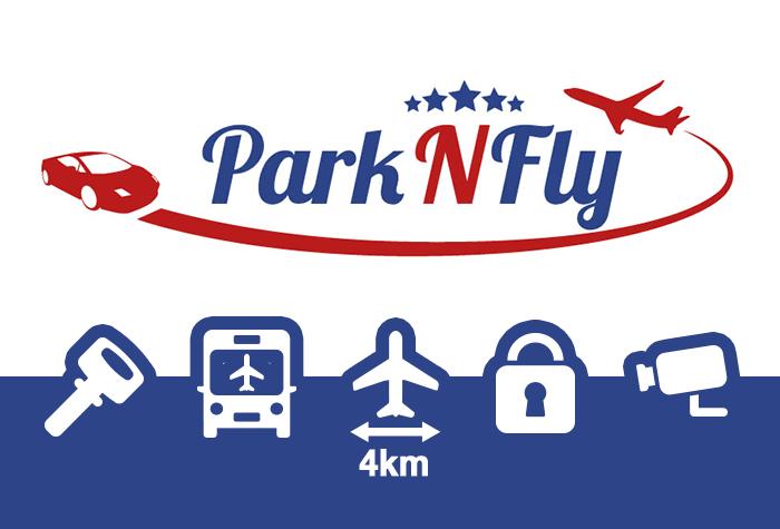 Park N Fly Parkplatz