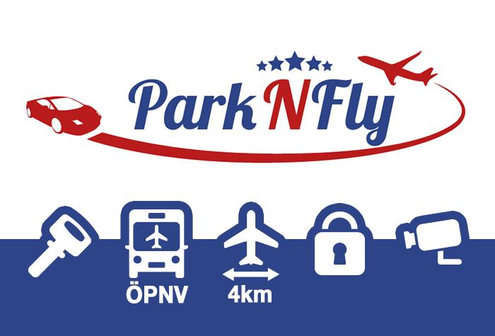 Park n Fly Economy Parkplatz Zürich