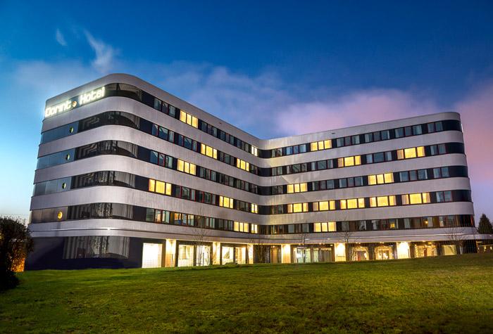 Dorint Airport Hotel Zürich Tiefgarage