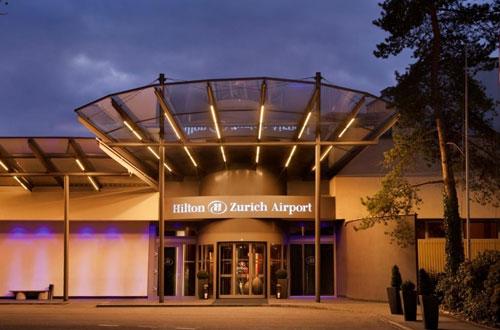 Hilton Zürich Airport