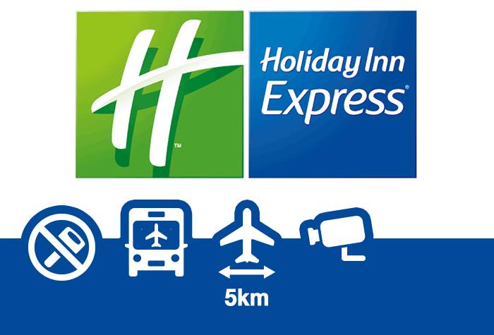 Holiday Inn Express Zürich Airport Parken