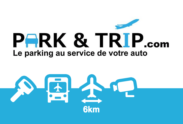 Park & Trip Parkplatz Marseille