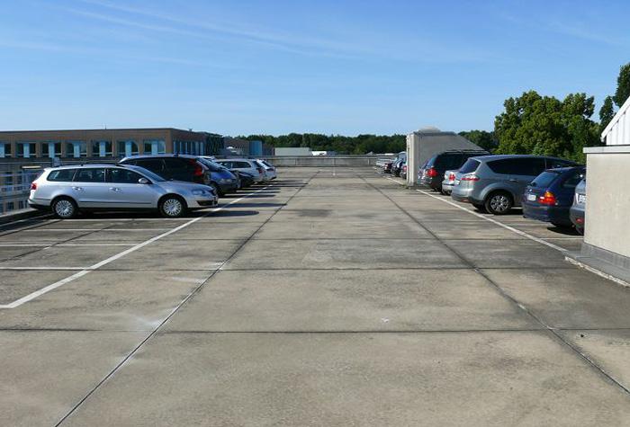Dein Stellplatz Parkplatz 3 Tegel