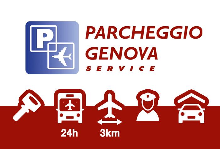 Parcheggio Genova Service Parkhalle Genua
