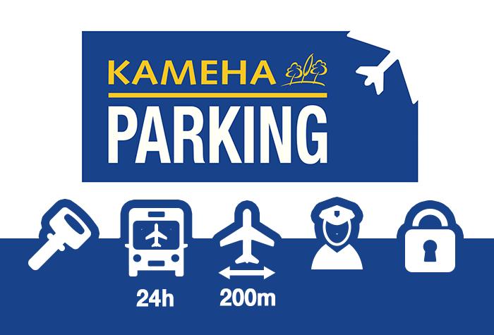 Kameha Parking Parkplatz Malpensa